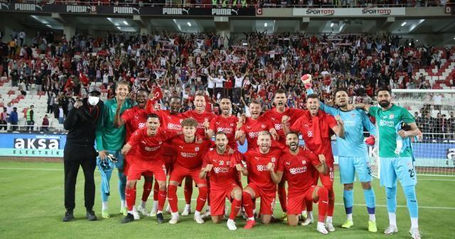 Avrupa'da en fazla galibiyeti Sivasspor aldı