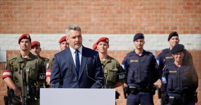 Avusturya'dan düzensiz göçmen akınına karşı önlem