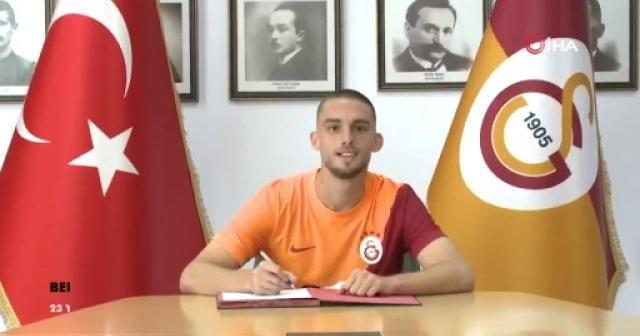 """Berkan Kutlu: """"Türkiye'nin en büyük kulübüne geldiğim için çok mutluyum"""""""