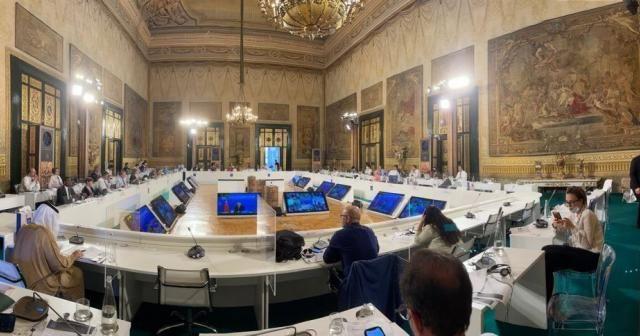 Çevre ve Şehircilik Bakanı Kurum, İtalya'da G20 Çevre Bakanları Toplantısı'na katıldı