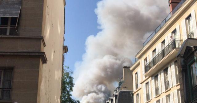 Fransa Başbakanı Castex'in konutu yakınında yangın çıktı