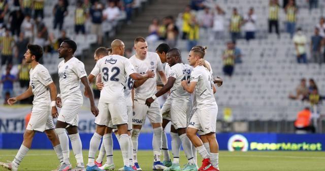Hazırlık maçı: Fenerbahçe: 2 - PEC Zwolle: 2