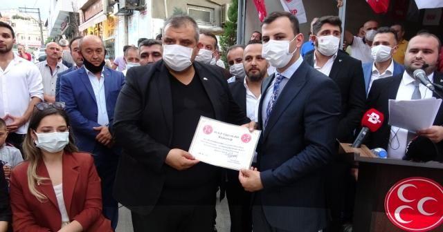 """ismet Büyükataman: """"Türkiye'nin dört bir yanında çıkarılan yangınlar yüreğimizi kavuruyor"""""""