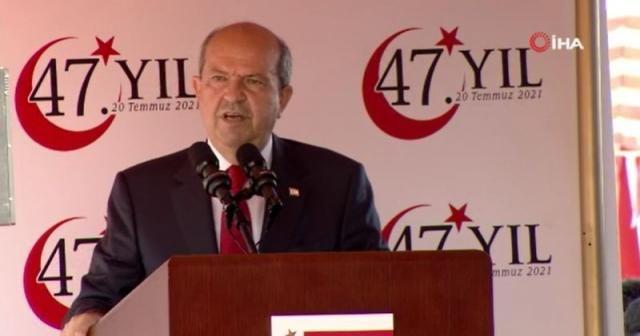 KKTC Cumhurbaşkanı Tatar'dan Kapalı Maraş'ın açılımı ile ilgili açıklamalar