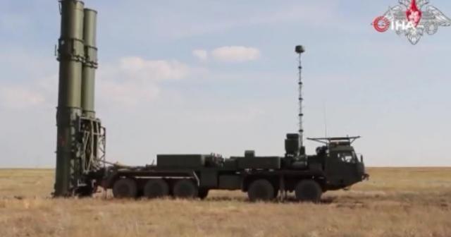 Rusya, S-500 Prometheus hava savunma sistemini test etti