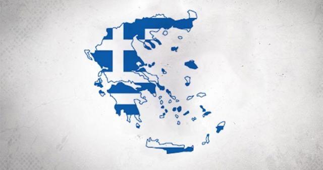 Yunanistan'daki orman yangınında 5 kişi hastanelik oldu