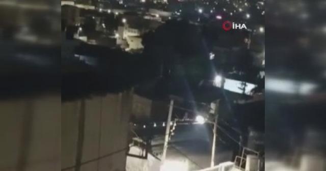 İsrail güçleri Filistinlilere saldırdı: 6 yaralı