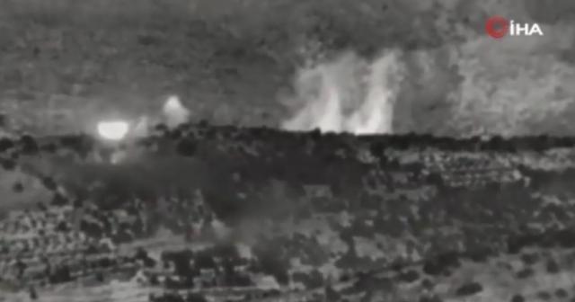 İsrail, Lübnan'ın güneyine 100'den fazla top mermisi ile saldırdı