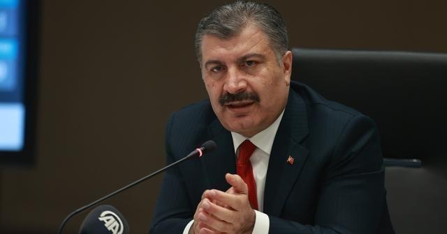 Sağlık Bakanı Koca, yangından etkilenen Antalya ve Muğla'daki son durumu paylaştı