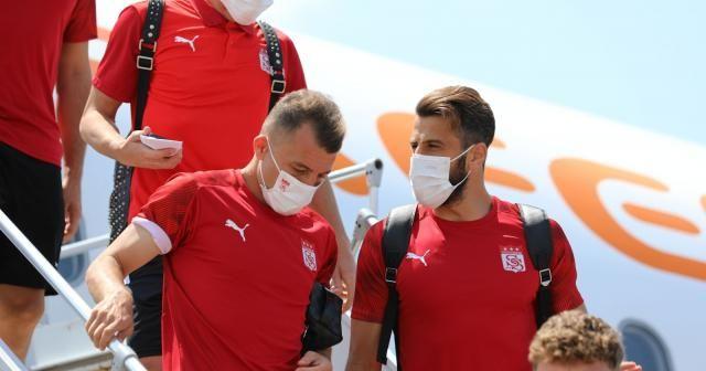 Sivasspor, Batum'a ulaştı