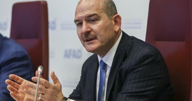 Bakan Soylu: Türkiye özellikle afet yönetiminde afet başkanlığı eliyle  çağ atlamıştır
