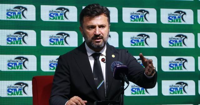 """Bülent Uygun: """"Talihsiz, şanssız goller yiyerek mağlup ayrıldık"""""""