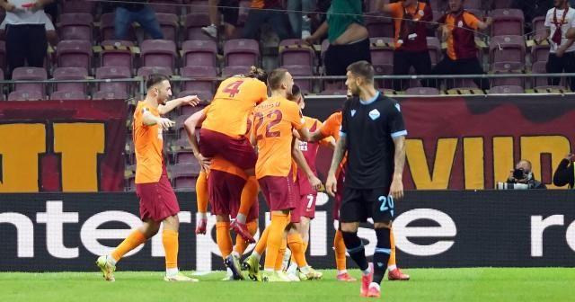 Galatasaray, Avrupa'ya iyi başladı