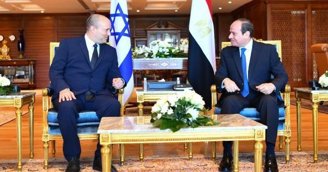 İsrail-Mısır arasında 2011'den bu yana bir ilk