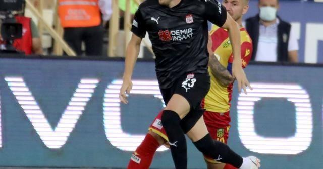Sivasspor'da Fredrik Ulvestad ilk resmi maçına çıktı