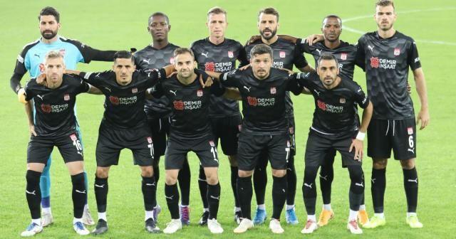 Sivasspor ilk kez gol yemedi