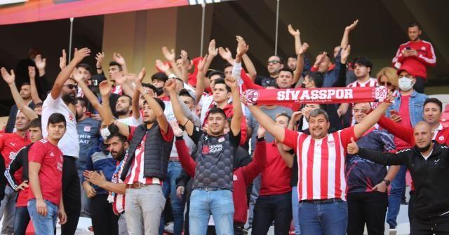 Sivasspor-Karagümrük maçının biletleri satışta