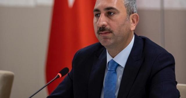 """Adalet Bakanı Gül'den """"29 Ekim Cumhuriyet Bayramı"""" mesajı"""