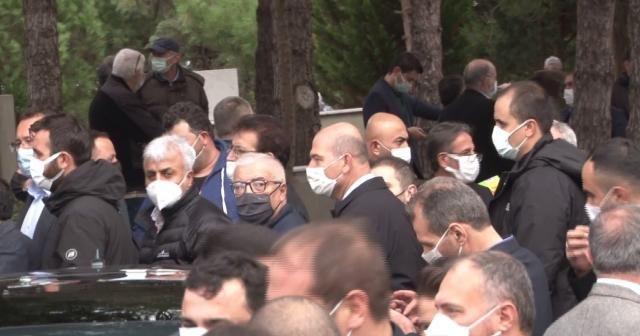 Baykar Yönetim Kurulu Başkanı Özdemir Bayraktar, aile kabristanında defnedildi