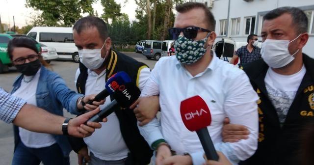 Bursa'da şantaj operasyonu...5 milyon lira isteyen gazeteci tutuklandı