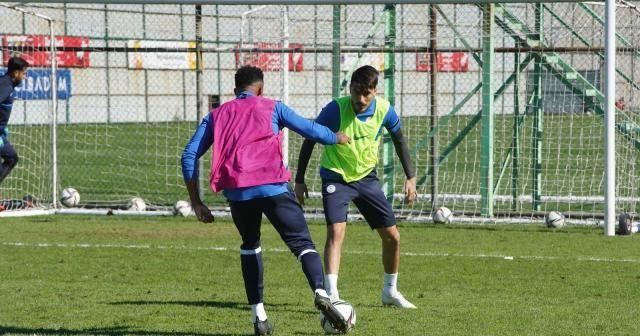 Çaykur Rizespor, Kasımpaşa maçı hazırlıklarını sürdürdü