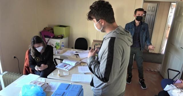 Covid-19'dan sınıfların en çok kapatıldığı Karabük'te hedef mavi kategorideki iller arasında yer almak