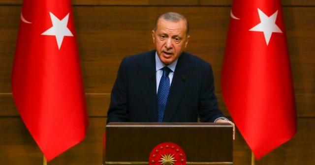 """Cumhurbaşkanı Erdoğan: """"Yargımızı bir grup büyükelçinin sigaya çekmesine tahammül edemeyiz"""""""