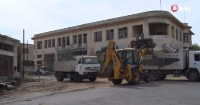 Kapalı Maraş'ın Anexartessia Caddesi'ne yeni kapı