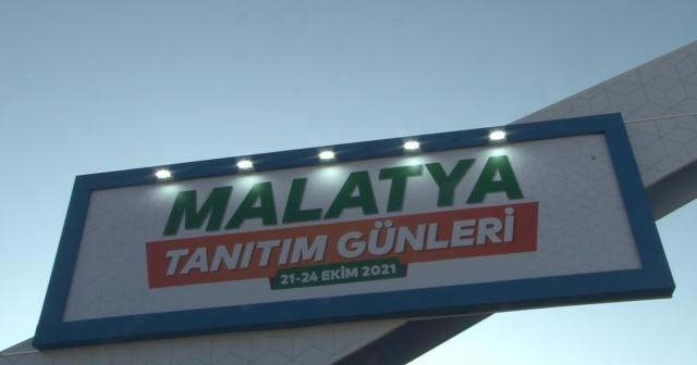 Malatya günleri Yenikapı'da