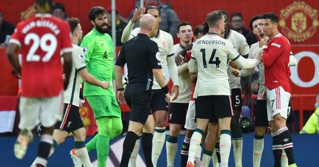 Muhammed Salah şov yaptı, Liverpool Manchester United'ı dağıttı
