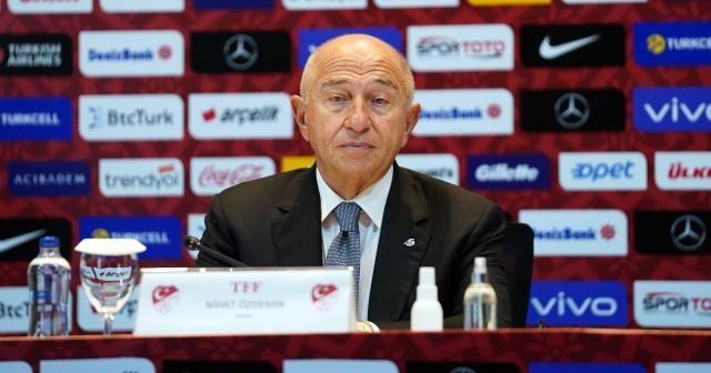 """Nihat Özdemir: """"Bir, iki gün içinde yeni MHK'mizi göreve getireceğiz"""""""