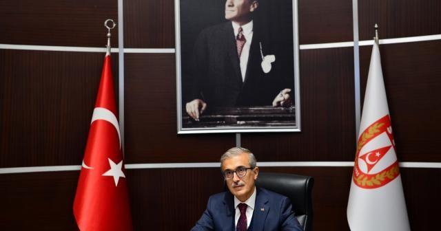 Savunma Sanayii Başkanı İsmail Demir'den açıklamalar