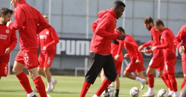 Sivasspor, Antalya maçına iddialı hazırlanıyor