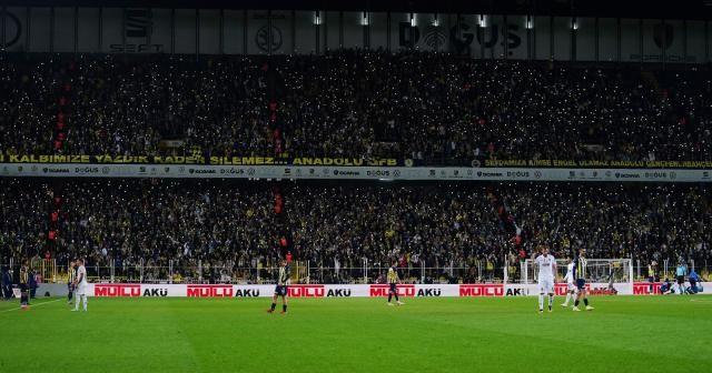 Süper Lig: Fenerbahçe: 0 - Alanyaspor: 0 (İlk yarı)