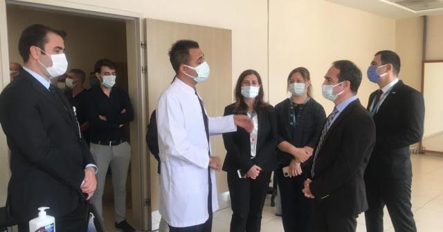 Yerli aşı 'TURKOVAC' Aydın'da ilk kez uygulandı