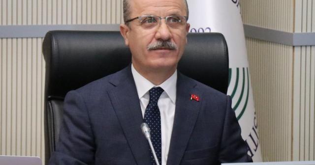 """YÖK Başkanı Prof. Dr. Özvar: """"Bilimsel üretkenlik büyük bir önem taşıyor"""""""