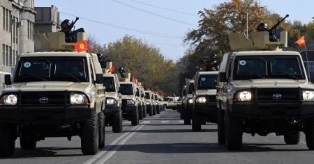 Kırgızistan, Türkiye'den Bayraktar SİHA satın aldı