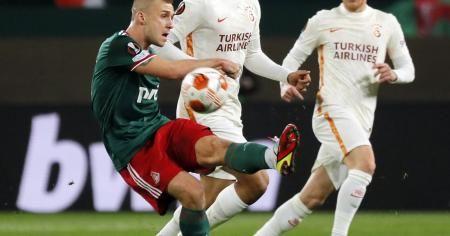 UEFA Avrupa Ligi: Lokomotiv Moskova: 0 - Galatasaray: 1 (Maç sonucu)