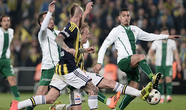 Fenerbahçe koptu geliyor, Kadıköy'de gol yağmuru