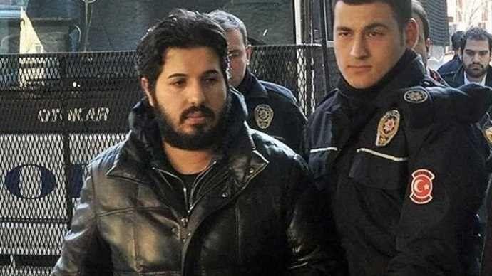 Reza Zarrab kanser tetkiki için hastaneye kaldırıldı