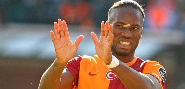 Akhisar'ın belalısı Didier Drogba