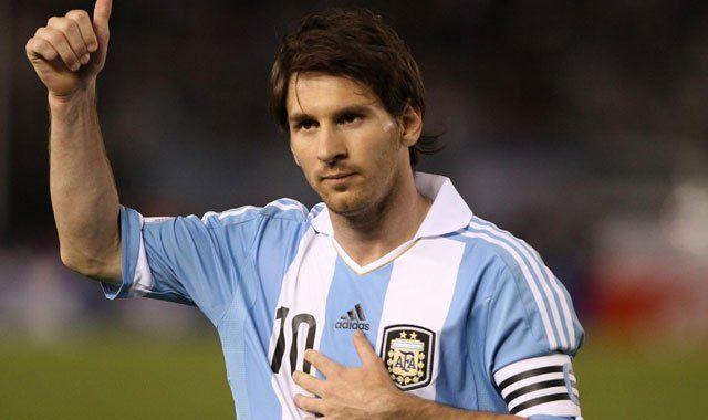 Messi'den Dünya Kupası öncesi itiraf