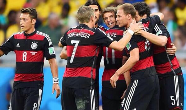 Brezilya büyük hüsran yaşadı 7-1