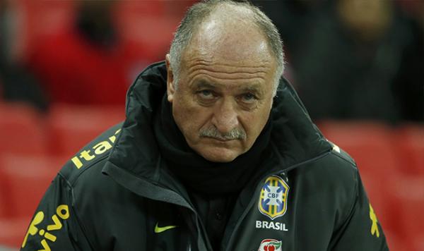 Felipe Scolari, 'Kariyerim mimlendi'