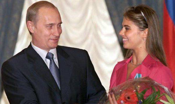 Putin'in Kabaeva'dan iki oğlu var