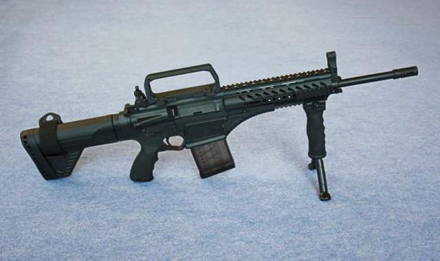 Milli piyade tüfeği kışlalarda