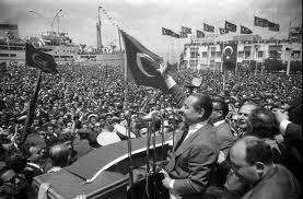 Adnan Menderes'in 53 yıl önceki konuşması