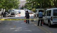 Ankara'da dehşet dakikaları kamerada