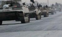 IŞİD ABD silahları ile gövde gösterisi yaptı