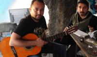 Manisa'da kesilen zeytin ağaçları için beste yaptılar